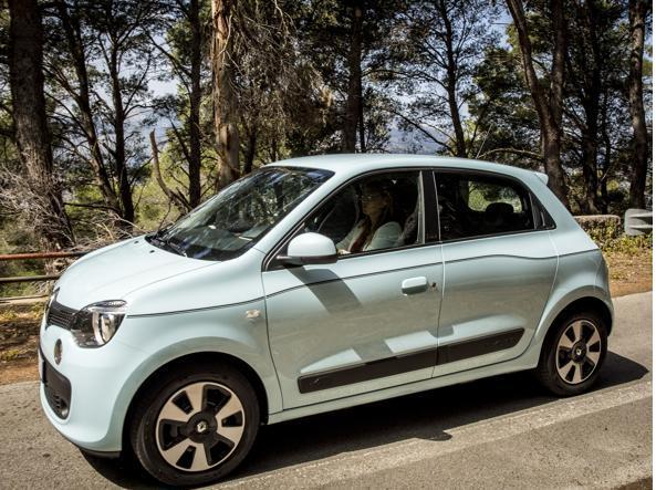 La nuova Renault Twingo SCe