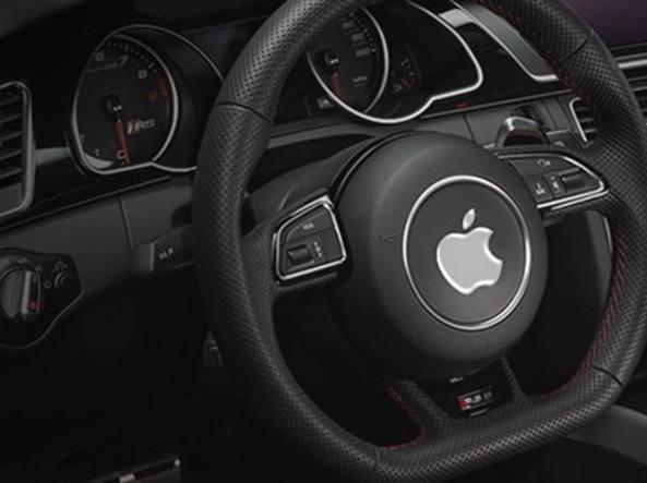 Apple, la California dice sì ai test per la guida autonoma
