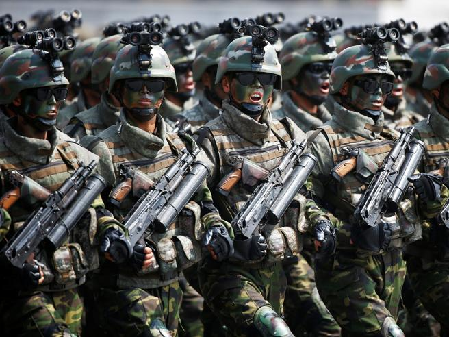 Nord Corea: pronti alla guerra totale  Ma Pechino ferma il test atomico