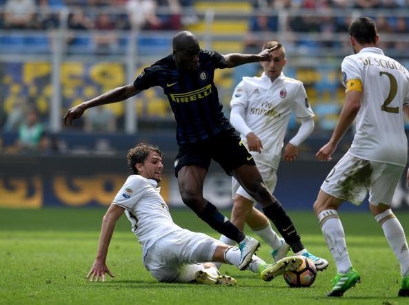 Inter-Milan, il primo derby cinese che vale l'Europa League