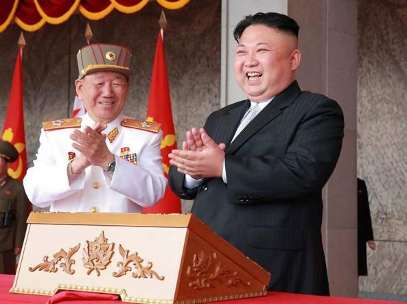 Escalation USA contro la Corea del Nord - Tutta una