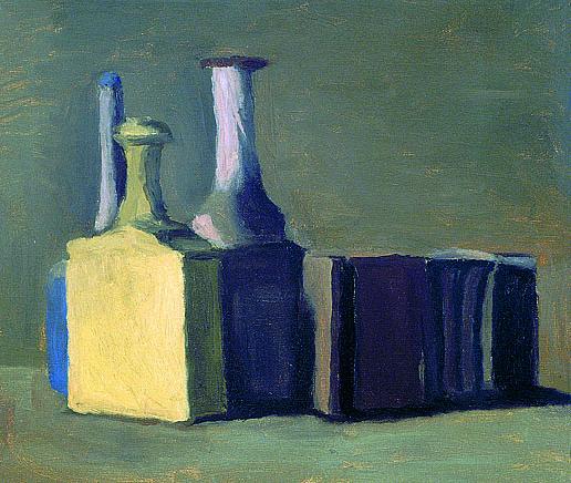 Giorgio Morandi (1890-1964), Natura morta, (1941, olio su tela)