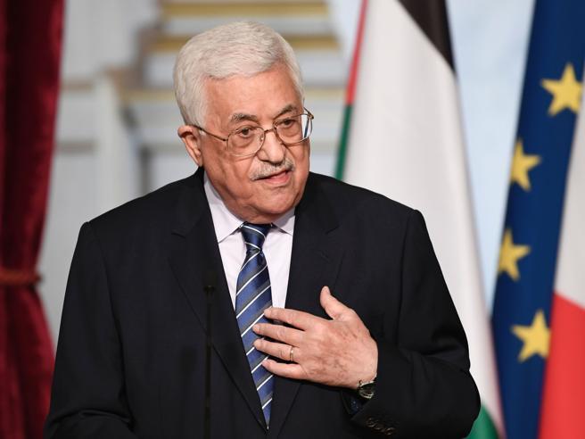 Abu Mazen vedrà Trump alla Casa Bianca«Pronto a incontrare anche Netanyahu»