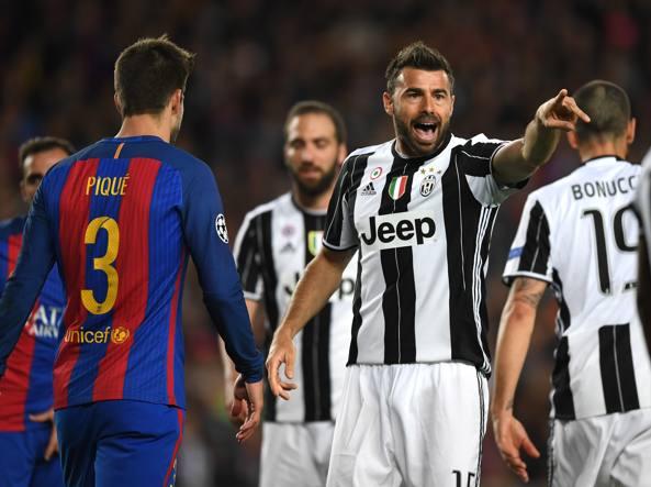 La Juventus elimina il Barcellona: i commenti dei protagonisti