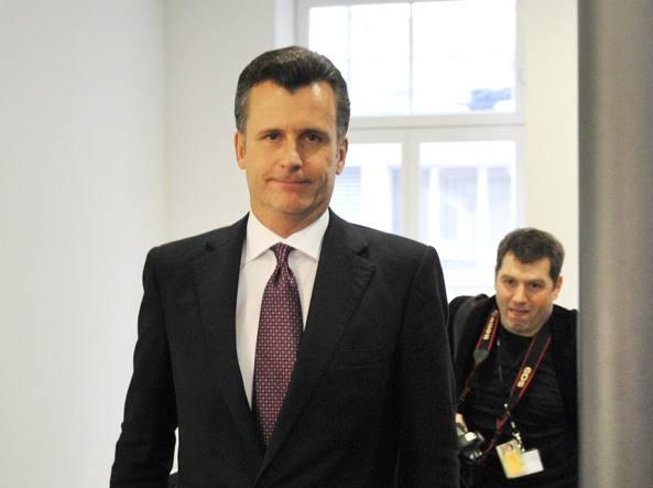 L'ex governatore della Banca centrale svizzera (Snb), nonché attuale vicepresidente del mega-fondo americano BlackRock, Philipp Hildebrand (Reuters)