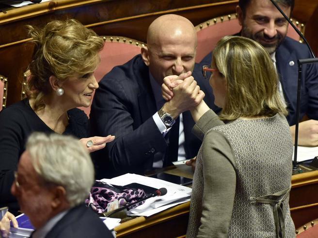 Minzolini, il Senato accoglie le dimissioni