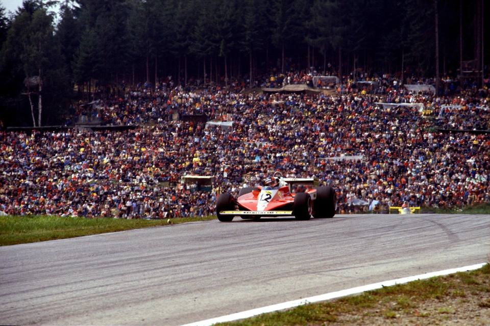 Zeltweg, Austria, 1978