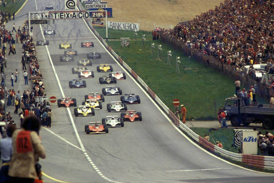 Gran Premio d'Austria, 1979