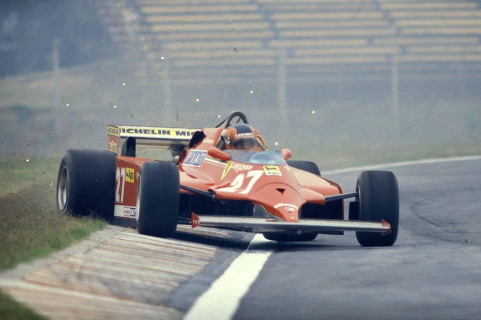 Gran Premio d' Argentina, 1981