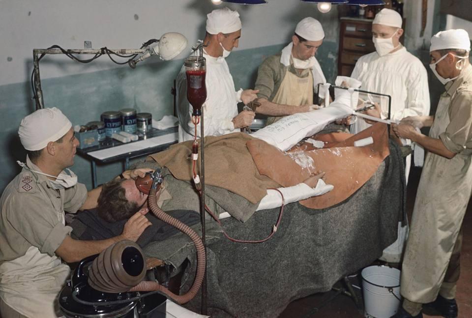 Soccorsi medici