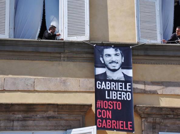 La compagna di Del Grande: Gabriele potrebbe esser libero a breve