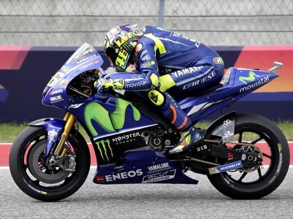 Valentino Rossi (Getty)