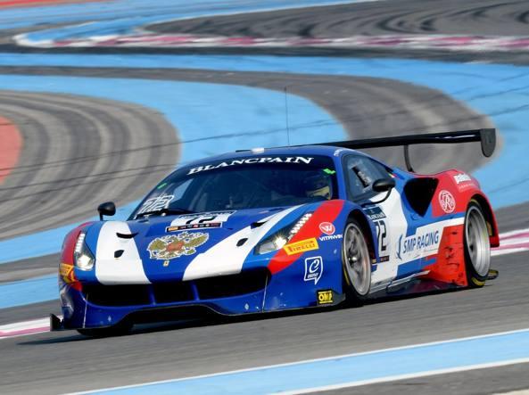 Autodromo di Monza: è tempo di Blancpain GT Series