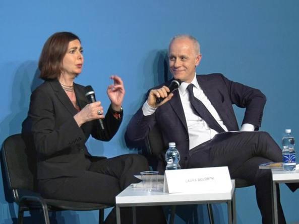 Tempo di libri 2017 laura boldrini e l europa dobbiamo for Presidente della camera attuale
