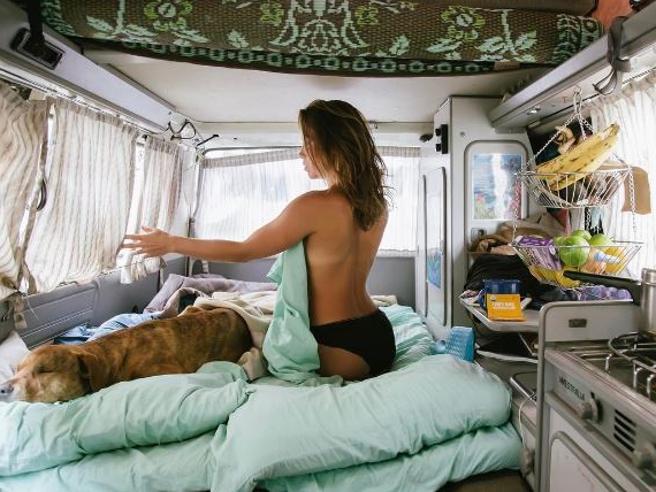#VanLife, la vita (social) dei nuovi hippy