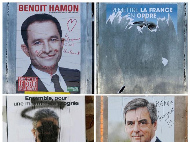 Francia, è  una corsa senza certezzeMisure speciali e polizia ai seggi
