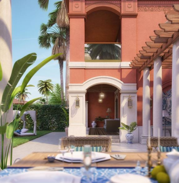 La Villa Del Grande Gatsby è Stata Messa In Vendita: Dubai: XXII Carat, Il Complesso Residenziale Extralusso