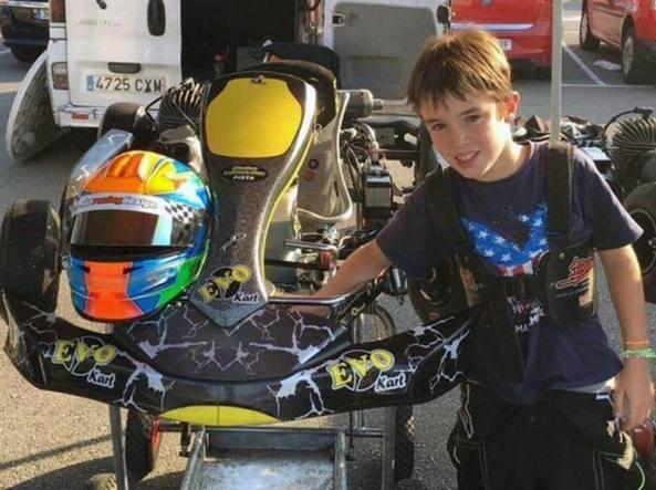 Circuito Karts Fernando Alonso : Kart muore baby pilota di anni sul circuito