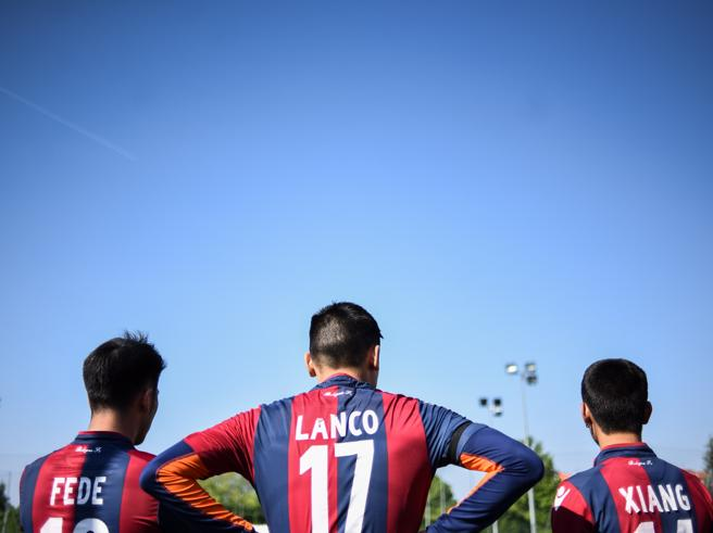 Calcio a sette alla BaronaÈ il mundialito dei cinesi