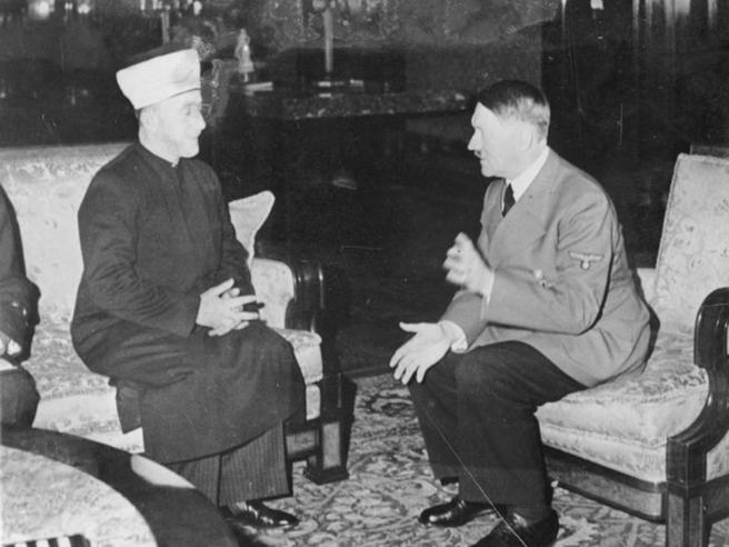 Quei bimbi ebrei in fugadal Gran Muftì e da HitlerLa storia e le scelte Anpi