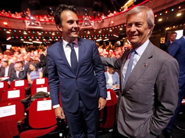 Vivendi, invariate ambizioni su Mediaset