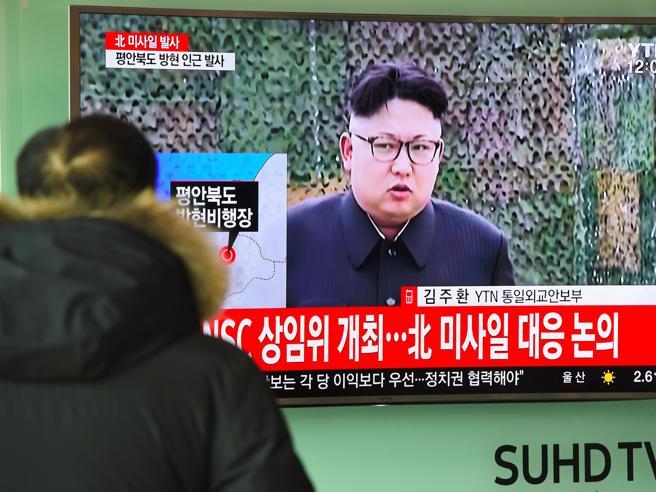 Trump non si ferma: inviato sottomarino nucleare in Corea|Le immagini