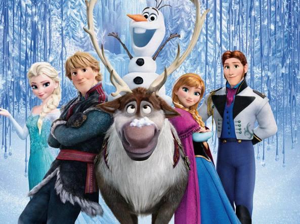 CINEMA - Nostalgia dei cartoni? Arriva il sequel di Frozen e Re Leone