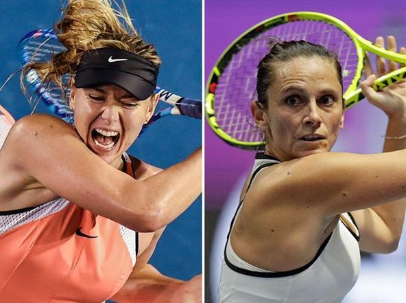 Tennis, tutte contro la Sharapova. Roberta Vinci: