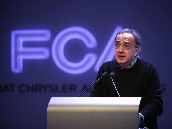 FCA, risultati record nel primo trimestre