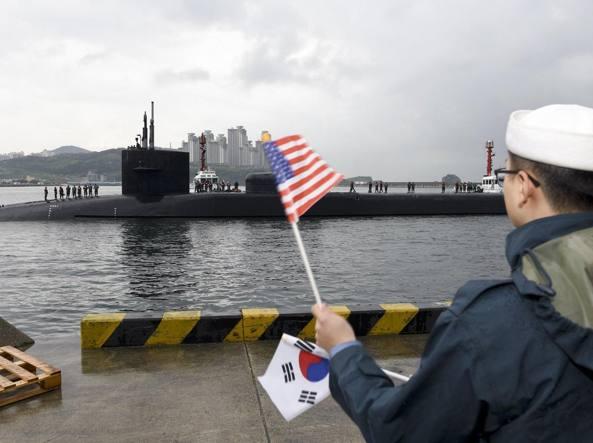 Usa condurranno test di difesa missilistica contro la Nordcorea