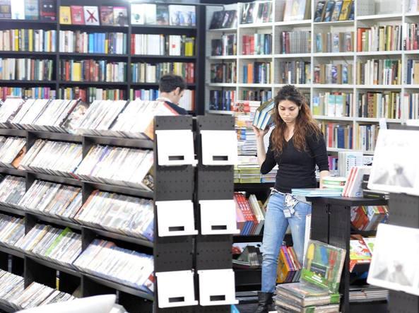 L'ultima edizione del «Salone del Libro» di Torino (2016, foto Ansa/ Alessandro di Marco)