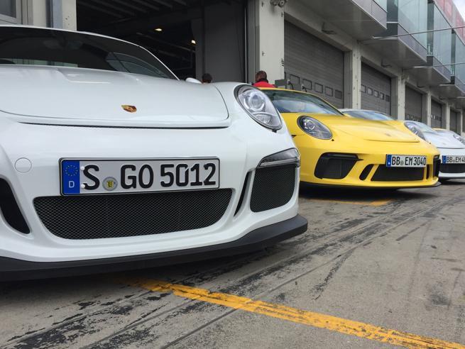 Al Nürburgring con lo Sport Maxx Race 2
