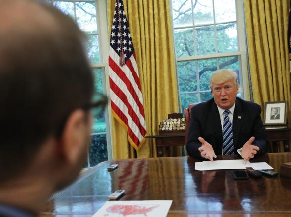 Trump annuncia riforma fiscale: