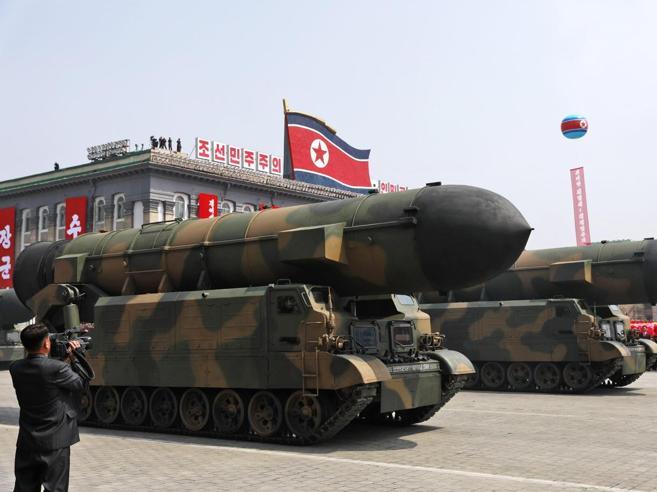 Corea del Nord, fallito (di nuovo)il lancio di un missile balisticoScoppierà guerra con gli Usa?