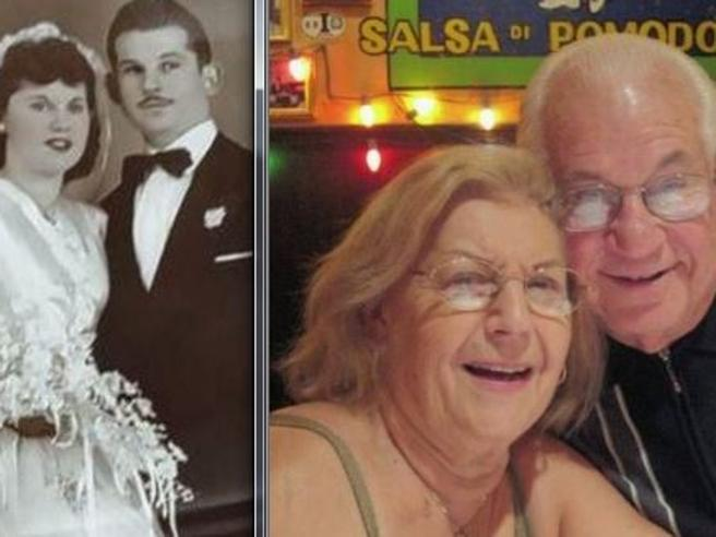 Dopo una vita insieme muoiono a 40 minuti di distanza|Foto