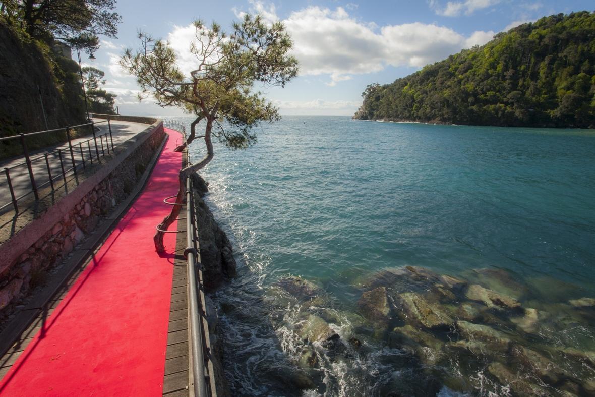 Rapallo Portofino Il Red Carpet Pi Lungo e Bello Del