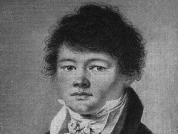 Arthur Schopenhauer da giovane