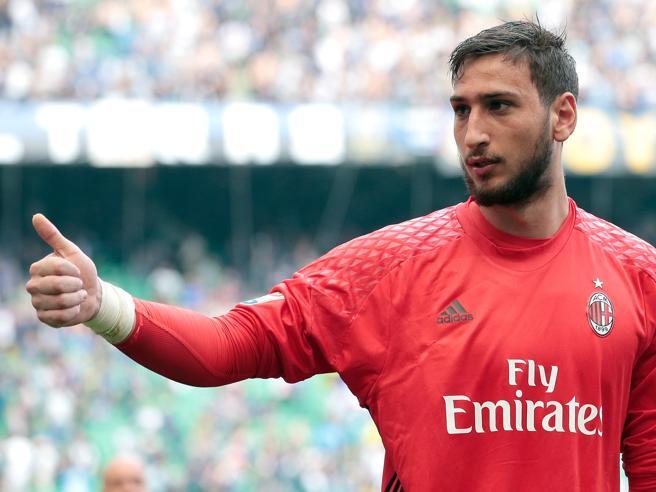 Il piano del Milan per tenere Gigio, un contratto al fratello Antonio