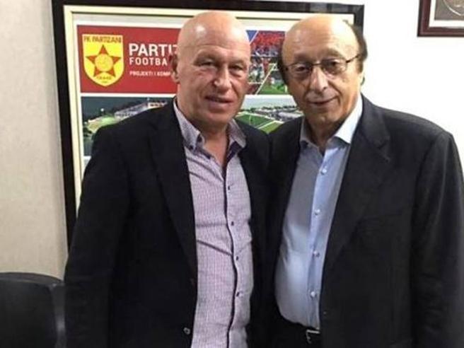 Luciano Moggi a Tirana, tra De André e i cattivi esempi