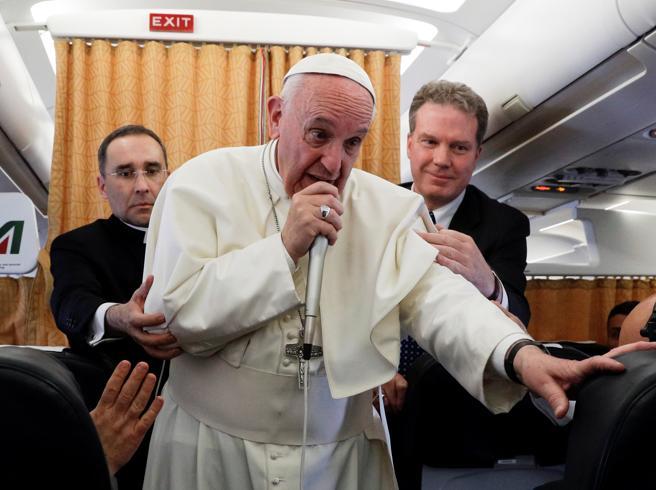 L'appello del Papa: «Fermiamo i pericoli di guerra in Corea del Nord»