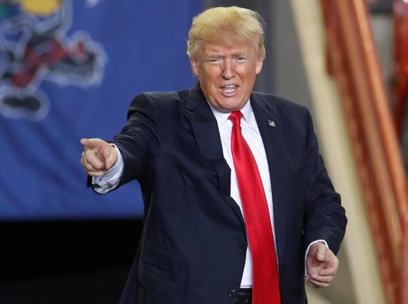 Trump ha qualche difficoltà a costruire il muro con il Messico