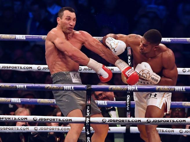 Cuore, tattica e montanti: Joshua è la nuova stella della boxe