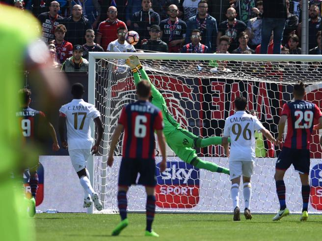 Serie A: Crotone-Milan 1-1 pagelle rossonere Donnarumma mostro, Vangioni solo amuleto