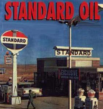 La Standard Oil, fondata nel 1870 da John Rockefeller (archivio)