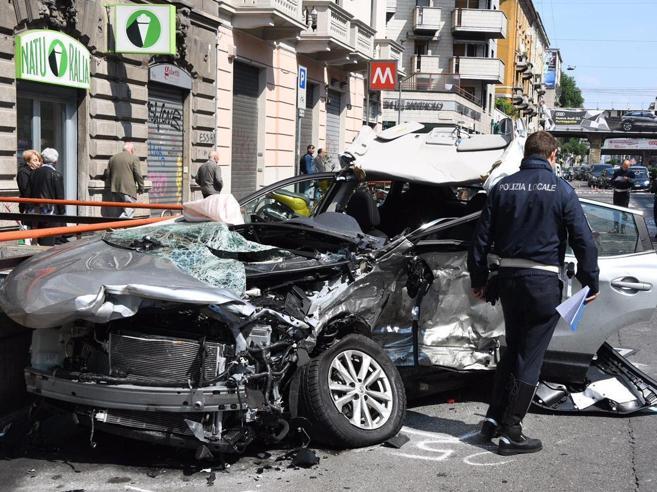 Livio lasciato morire tra le lamiere dell'auto: la fuga e  l'arresto del pirata   Foto|Video