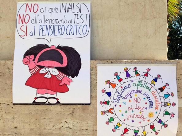 Invalsi, COBAS e UNICOBAS scioperano il 3 e il 9