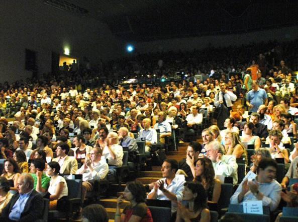 Il pubblico a una delle passate edizioni della Milanesiana