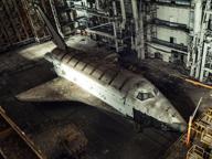 nel cosmodromo di Baikonur