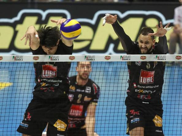 Pallavolo: Civitanova campione d'Italia