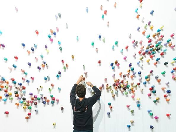 L'installazione artistica di Lee Mingwei